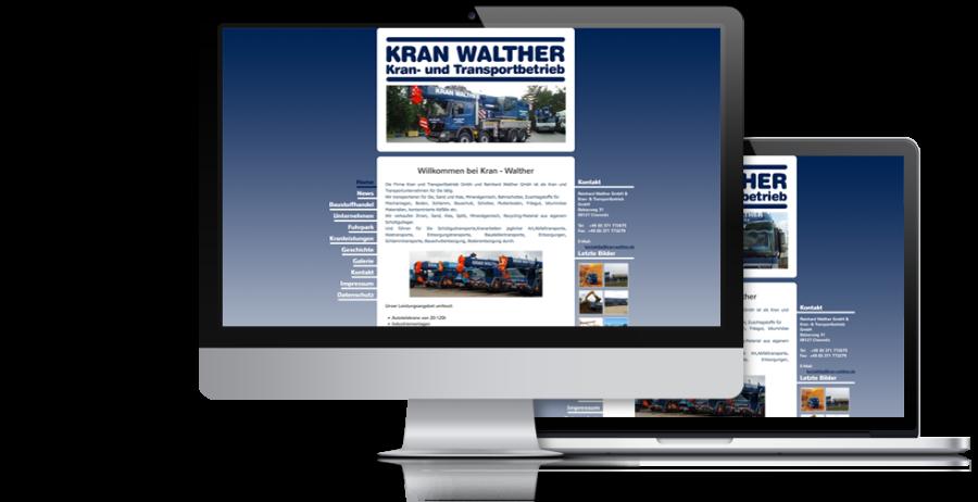 Reinhard Walther GmbH & Kran- & Transportbetrieb GmbH