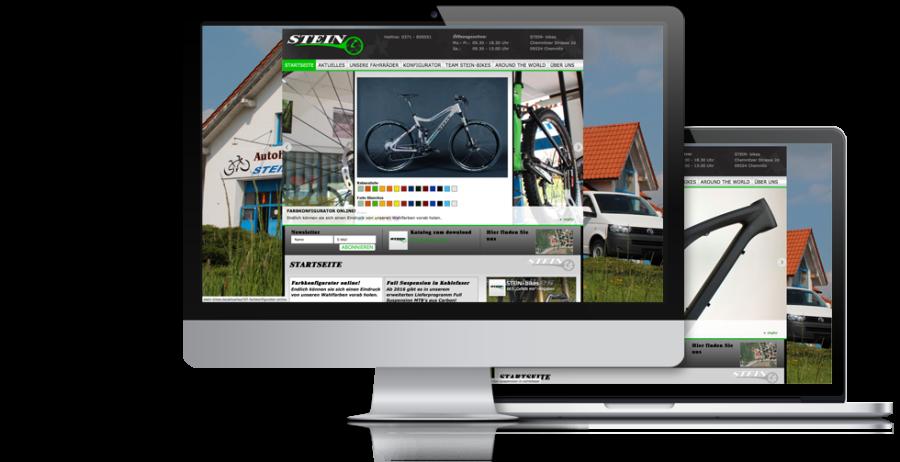 STEIN-BIKES Zweiradgroßhandel Udo Stein & Partner